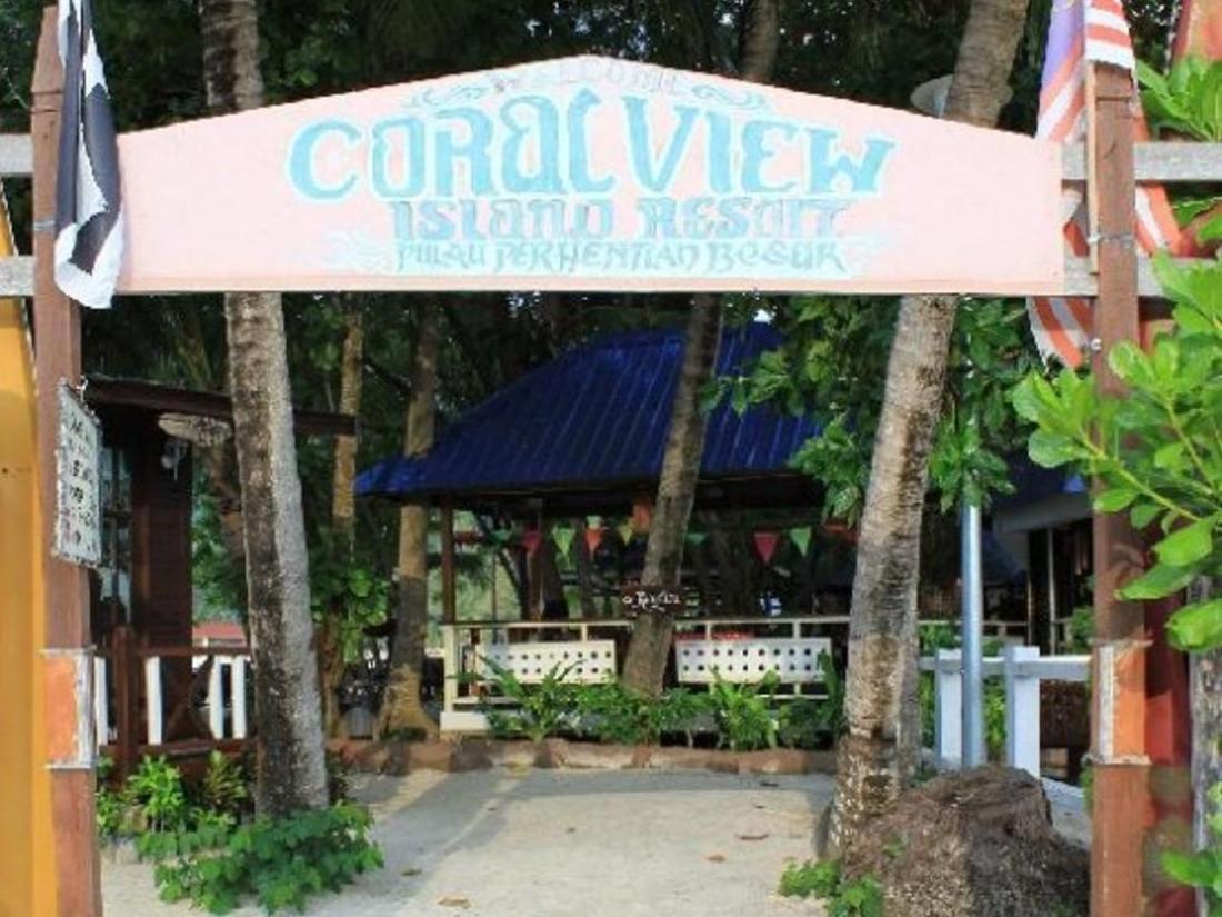 Coral view island resort, perhentian eiland   boek een aanbieding ...